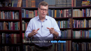 Grammar for Writers